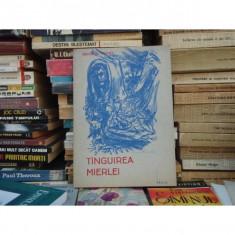 TINGUIREA MIERLEI, GEORG TRAKL - Carte poezie