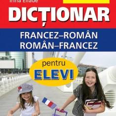 Dictionar francez-roman si roman-francez pentru elevi, Editura Teora