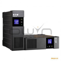 Eaton UPS Line Interactive 650VA/400W, Rack/Tower, Ellipse PRO, 4 x DIN OUTPUTS, AVR, Management USB