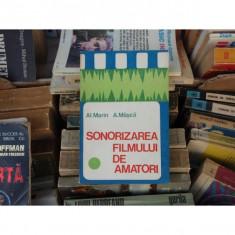 SONORIZAREA FILMULUI DE AMATORI , Al. Marin , 1980