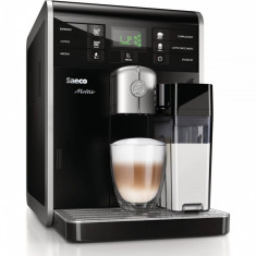 Espressor Philips automat Saeco Moltio HD8769/09, 1850W, 15 bar, 1.9l, Negru