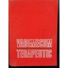 VADEMECUM TERAPEUTIC - GEORGE IONESCU AMZA