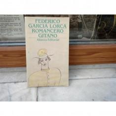 Primer Romancero Gitano 1924 - 1927, Otros Romances del Teatro, Federico Garcia Lorca - Carte in maghiara