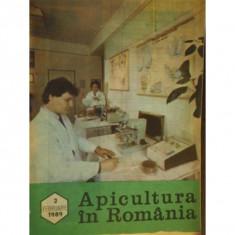 REVISTA APICULTURA IN ROMANIA NR.2/1989