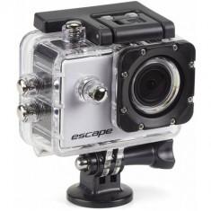 Camera video actiune Kitvision Escape HD5, HD 720p, Ecran 1.5 inch, Carcasa subacvatica, Baterie 900 mAh