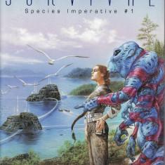 Julie E. Czerneda - Survival.Species Imperative # 1 - 32793 - Carte in engleza