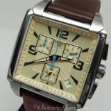 Ceas Tissot quadrato cronograph - Ceas barbatesc, Quartz