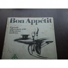 BON APETIT - GISELA NAU