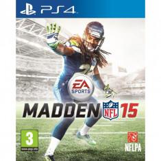Software joc Madden NFL 16 PS4 Electronic Arts
