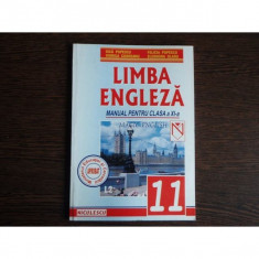 Limba Engleza Manual pentru clasa a XII-a, Gica Popescu, Felicia Popescu