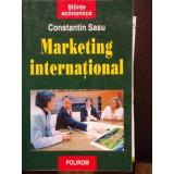 Marketing International - C. Sasu - Carte Marketing