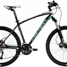 "Bicicleta Devron Riddle Men H2.7 L – 495/19.5"" Black MalachitePB Cod:216RM274965 - Mountain Bike"