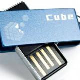 Memorie USB Goodram Cube; 16GB USB2.0 (PD16GH2GRCUBR9)