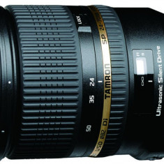 Obiectiv Tamron Canon 24-70/F2.8 SP VC USD - Obiectiv DSLR