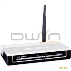 TP-Link, Access Point Wireless G 54Mbps High Power, 26dBm (400mw), indoor, Atheros, 2.4GHz, PoE, WIS - Acces point