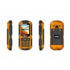 Telefon DUAL SIM MyPhone Hammer Orange - Telefon MyPhone
