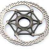 Rotor disc Avid CleanSweep X Center Lock 185mm (7')PB Cod:AVD-17209 - Piesa bicicleta