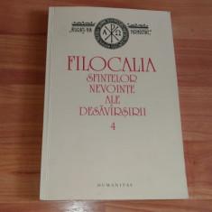 FILOCALIA SFINTELOR NEVOINTE ALE DESAVIRSIRII- PREOT VASILE RADUCA - Carti bisericesti