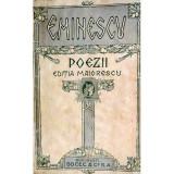 Poezii Mihai Eminescu - Editia Maiorescu
