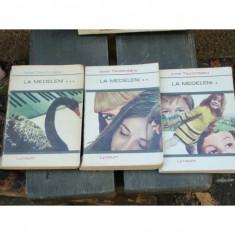 LA MEDELENI - IONEL TEODOREANU 3 VOLUME