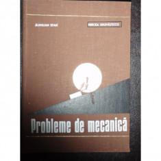 PROBLEME DE MECANICA - AUREL STAN