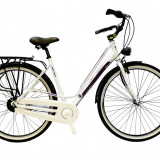 "Bicicleta Devron City Lady LC2.8 Copper Gray, L - 540/21, 3""PB Cod:215CL285447 - Bicicleta de oras"