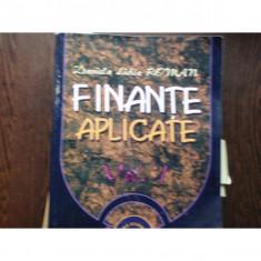 FINANTE APLICATE VOL.I - DANIELA LIDIA ROMAN