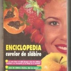 ENCICLOPEDIA CURELOR DE SLABIRE - Carte Dietoterapie