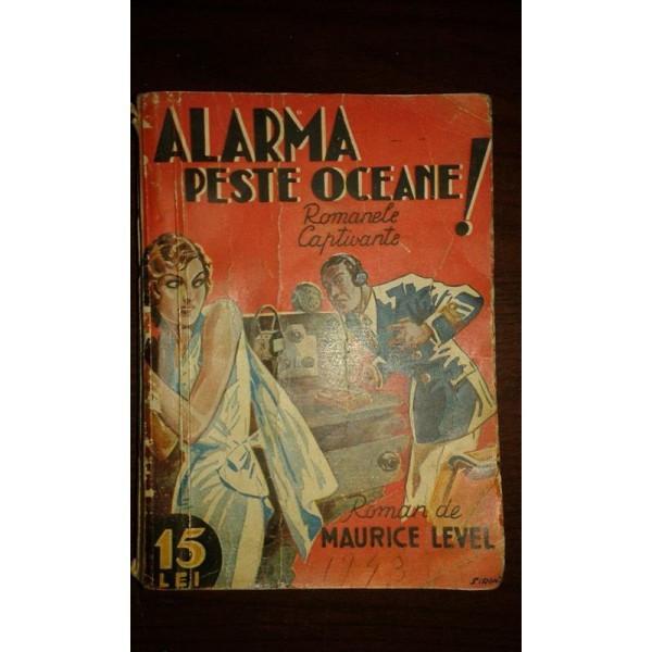 ALARMA PESTE OCEANE!, MAURICE LEVEL