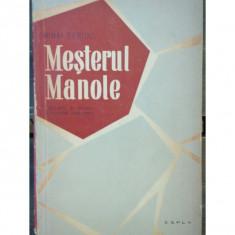 MESTERUL MANOLE - MIHAI BENIUC