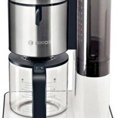 Cafetiera Bosch TKA8631, 1160W, 1.25 l, 15 cesti, Silver