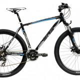 Bicicleta DHS Terrana 2725 (2016) Culoare Negru/Alb/Verde 457mmPB Cod:21627254567
