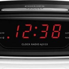 Radio cu ceas Philips AJ312312 - Aparat radio