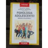 PSIHOLOGIA ADOLESCENTEI - GERALD R. ADAMS