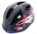 Casca Baieti Negru Marime S (52-56cm)PB Cod:588400184RM, Casti bicicleta
