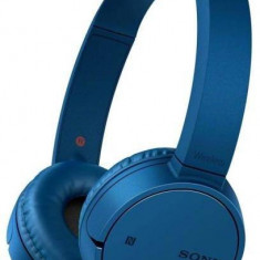Casti Sony X220BT Bluetooth, albastru - Casca PC