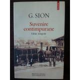 Suvenire Contimpurane - G. Sion