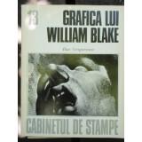 GRAFICA LUI WILLIAM BLAKE - DAN GRIGORESCU, 2016