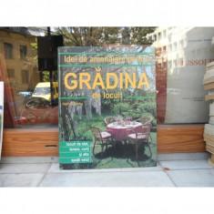 IDEI DE AMENAJARE PENTRU GRADINA DE LOCUIT, HELMUT JANTRA - Carte gradinarit