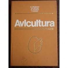 AVICULTURA - M. BALASESCU