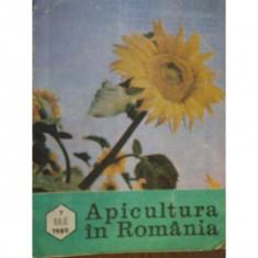 REVISTA APICULTURA IN ROMANIA NR.7/1989
