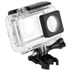 Carcasa waterproof 30m pt Xiaomi Yi 2 4K, 4K+ GP333