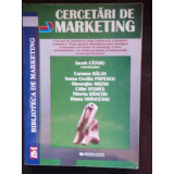 CERCETARI DE MARKETING - IACOB GATOIU