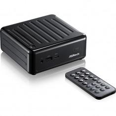 Mini Sistem PC ASRock Beebox N3000, Procesor Intel® Celeron® N3000 1.04GHz Braswell, 2x DDR3 16GB max, mSATA, HDD 2.5 inch, GMA HD, no OS, Black - Sisteme desktop fara monitor