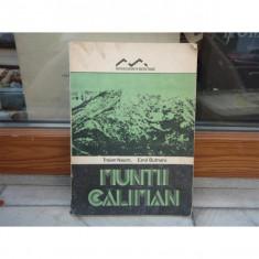 Muntii Caliman , Traian Naum , 1989