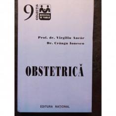 OBSTETRICA - VIRGILIU ANCAR - Carte Obstretica Ginecologie