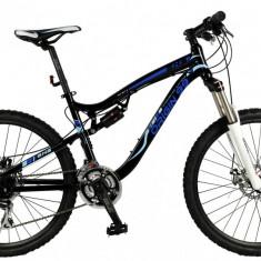 Bicicleta DHS Origin 2649 Negru – 440 mmPB Cod:21526494460 - Mountain Bike DHS, 17.5 inch