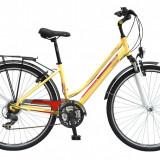Bicicleta DHS Travel 2856 Culoare Crem – 430mmPB Cod:21528564340 - Bicicleta de oras DHS, 11 inch