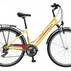 Bicicleta DHS Travel 2856 Culoare Crem – 430mmPB Cod:21528564340