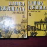 LIMBA GERMANA CURS PRACTIC/ 2 VOL /LAZARESCU - Curs Limba Germana